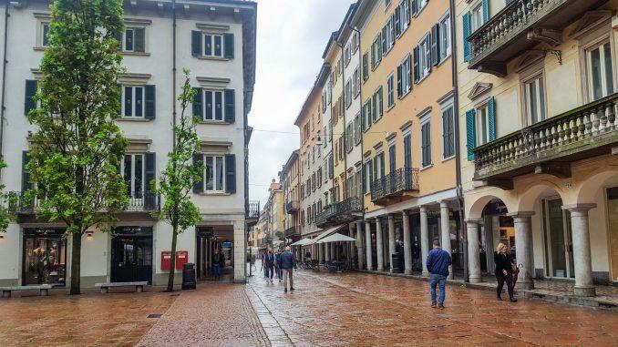 Varese commercio