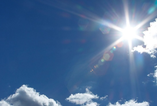 anticiclone azzorre sole estate