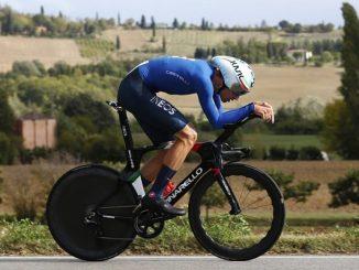 ciclismo mondiale cronometro