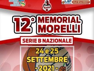 Basket Legnano Knights Memorial Morelli