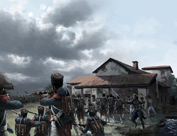 turbigo quadro napoleone mulino