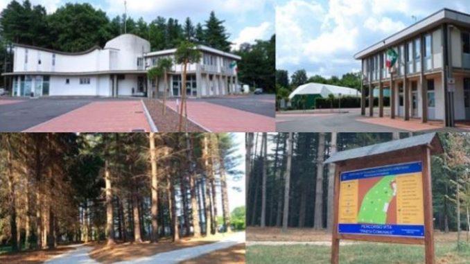 oggiona inaugurazione piazzale regione