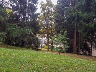parco Villa Baragiola