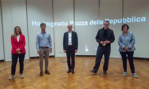 progetti piazza Repubblica
