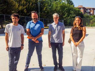 skate park Varese