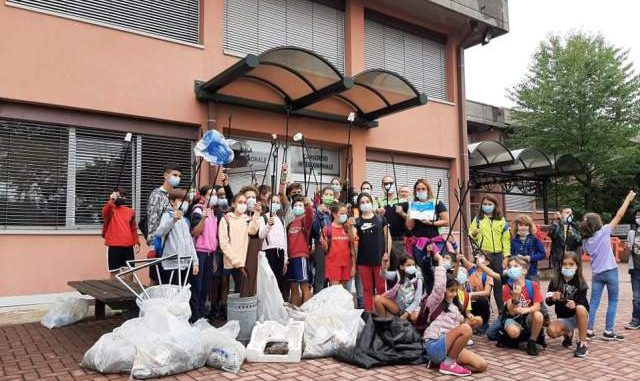solbiate arno world cleanup day