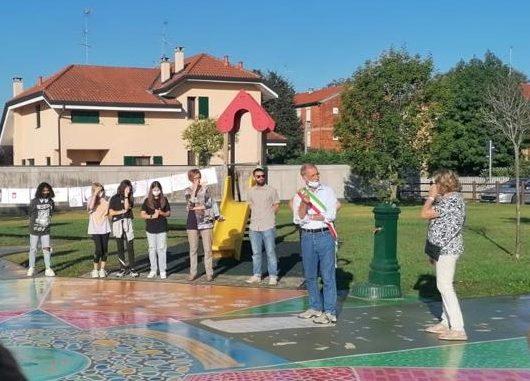 villacortese gioco parco giovani