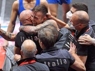 Mondiali Ginnastica Nicola Bartolini