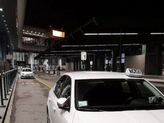 Malpensa taxi abusivi sciopero
