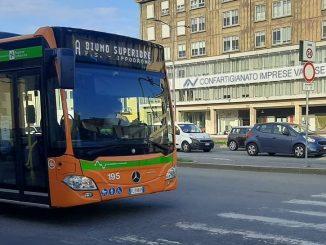 Tre Valli Varesine autobus