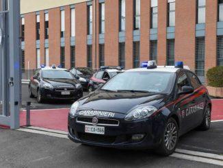 carabinieri busto-lonate cardano spacciatori estorsori