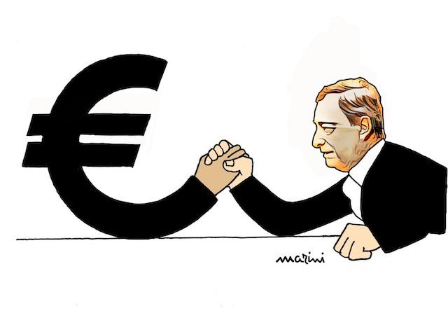 draghi euro pnrr