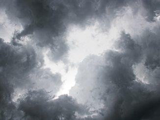 nubi weekend perturbazione atlantico