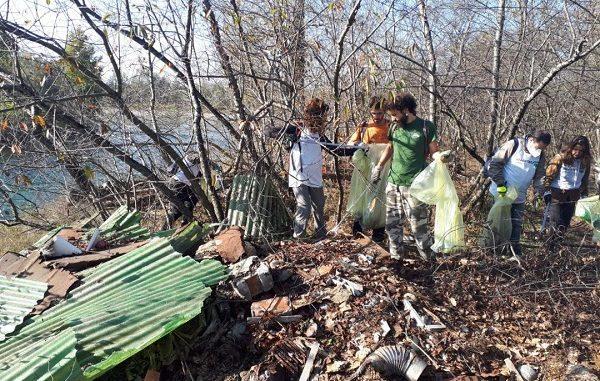 turbigo volontari rifiuti ambiente