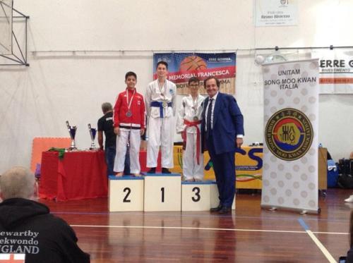 Lonate trionfa a Taekwondo