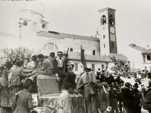 25 Aprile '45 a Busto