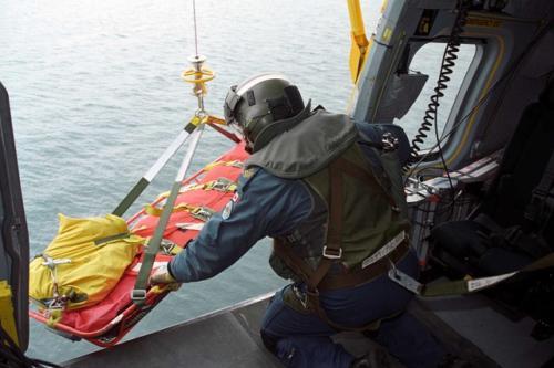 Elicotteri Leonardo in soccorso