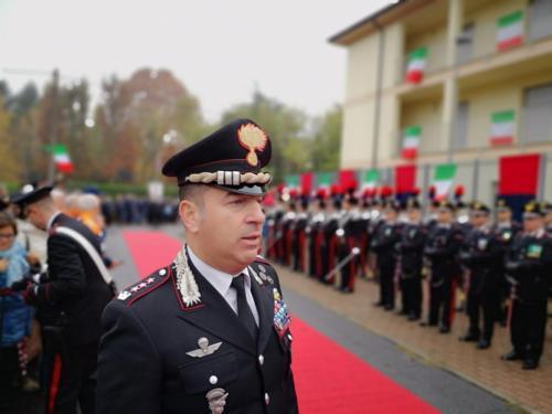 Carabinieri: la nuova caserma di Samarate