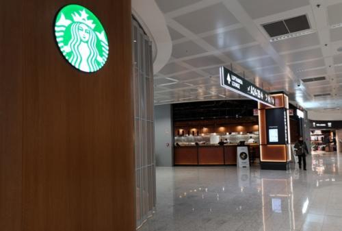 Starbucks a Malpensa