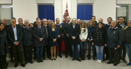 Natale Caserma Carabinieri Busto Arsizio