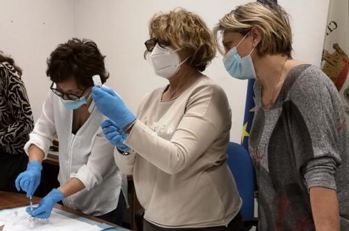 Vaccini a domicilio a Gallarate