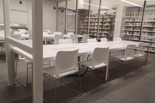 La nuova biblioteca di Gallarate