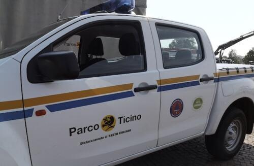 Protezione civile Parco del Ticino