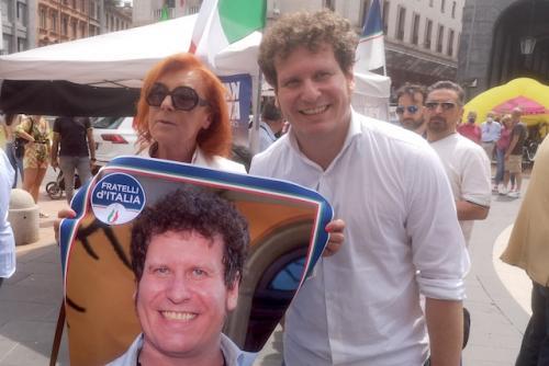 Matteo Bianchi a Varese