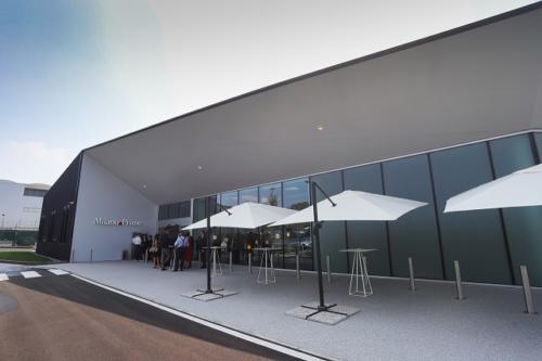 Inaugurazione Malpensa Prime