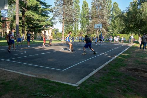 giogara332751-Inaugurazione campo basket
