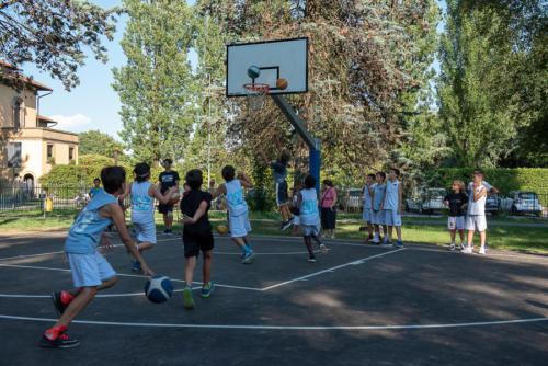 giogara332787-Inaugurazione campo basket