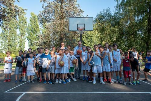 giogara332870-Inaugurazione campo basket