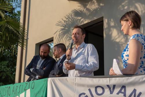 giogara336238-Inaugurazione nuova sede F.Italia