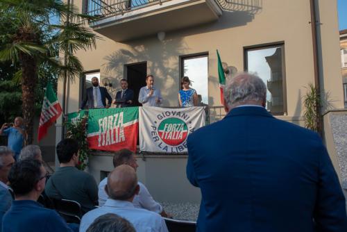 giogara336253-Inaugurazione nuova sede F.Italia