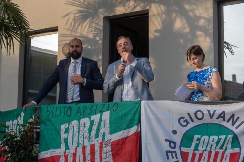 giogara336384-Inaugurazione nuova sede F.Italia