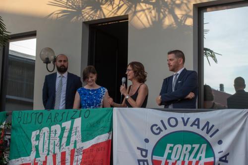 giogara336440-Inaugurazione nuova sede F.Italia