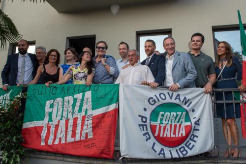 giogara336497-Inaugurazione nuova sede F.Italia