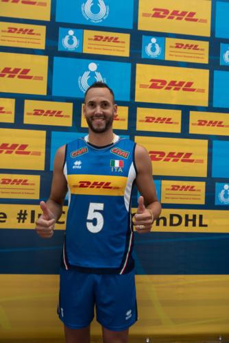 giogara337529-Presentazione nazionali volley Dhl