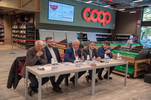 giogara365684-Coop presentazione nuova Viale Duca D'Aosta