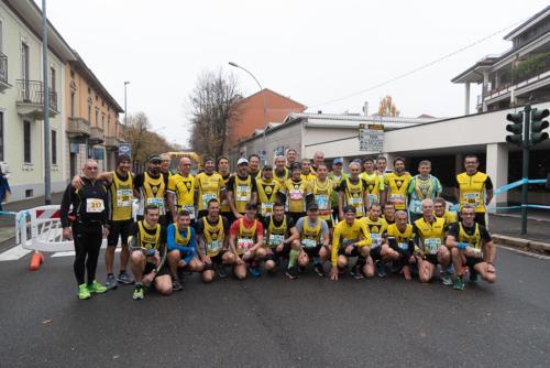 Busto, Maratonina 2018