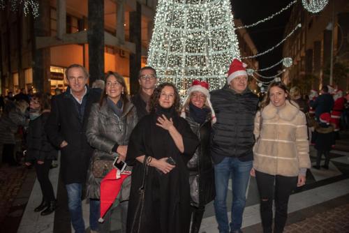 giogara379670-accensione Albero Natale